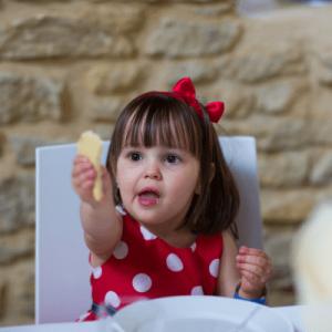 Children's Christening menus