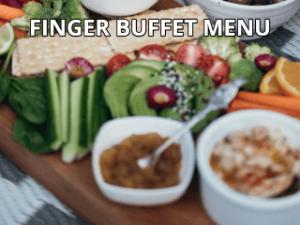 Finger Buffets Sample Menus Link