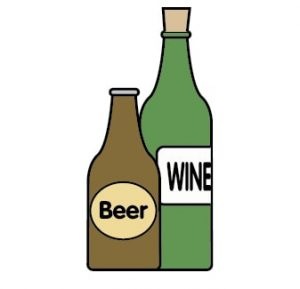 Sulphur Dioxide found in Beers and Wine is an allergen